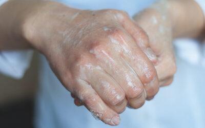 Nueva gama de desinfectadores de manos